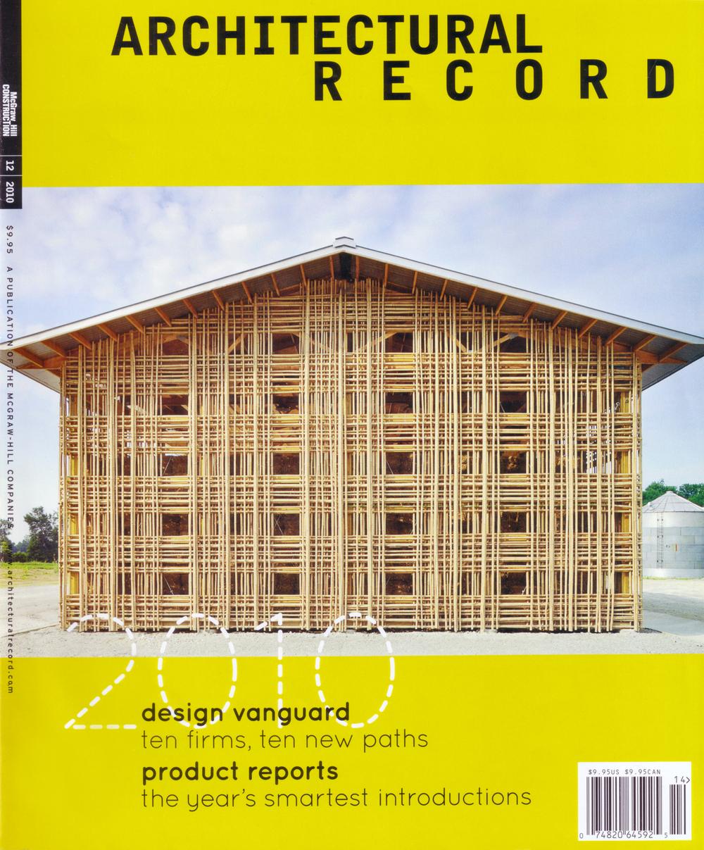 ARCHITECTURAL RECORD  12/10