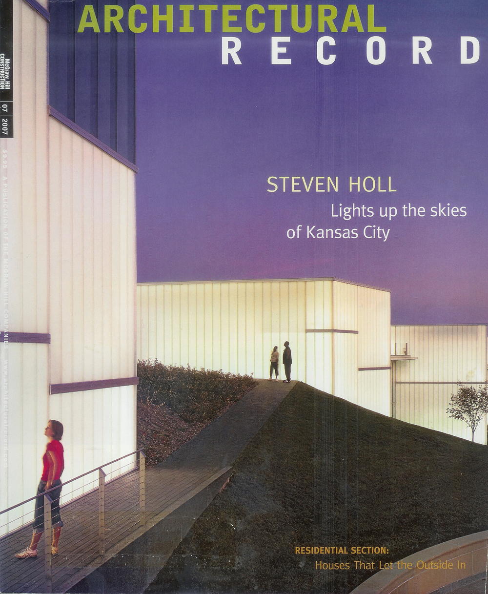 ARCHITECTURAL RECORD  07/07