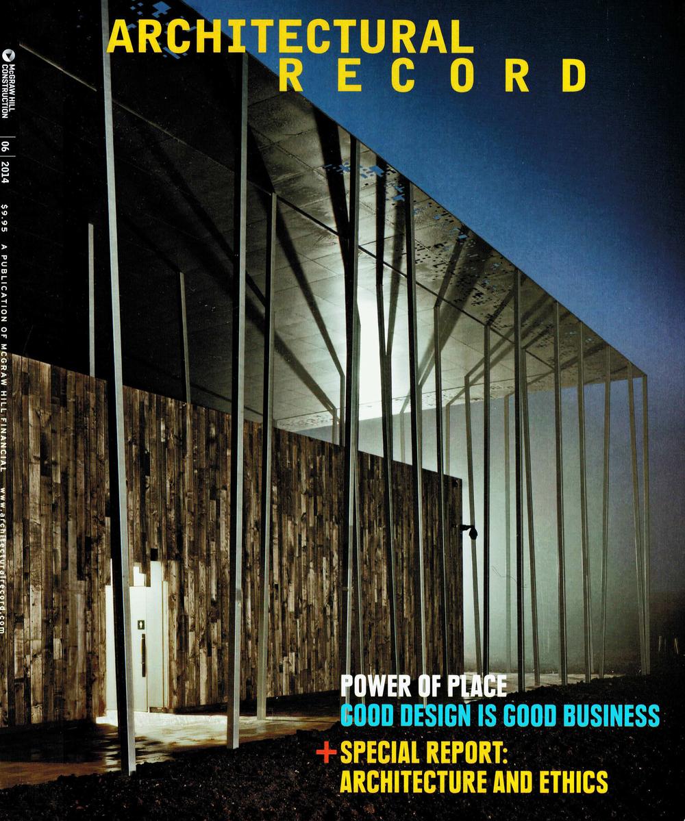 ARCHITECTURAL RECORD  06/14