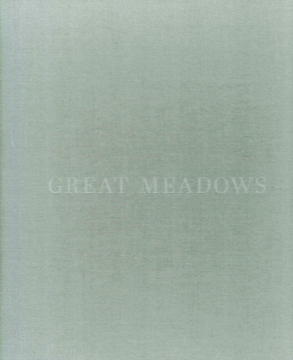 GREAT MEADOWS: THE MAKING OF HERE  06/14
