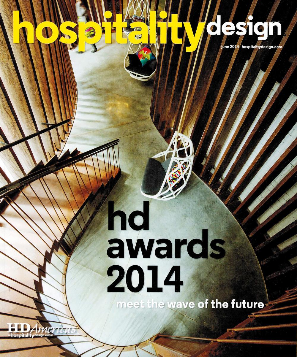 HOSPITALITY DESIGN  06/14