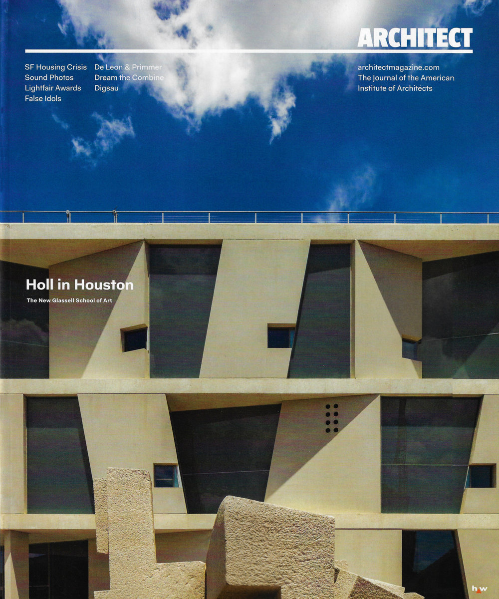ARCHITECT MAGAZINE 09/18