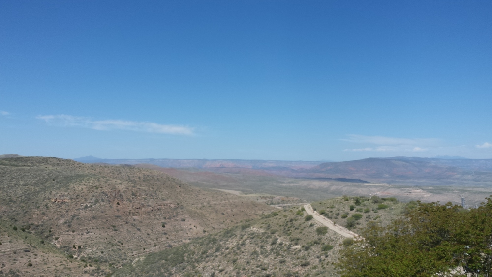 Verde Valley Jerome Arizona Wine Travel