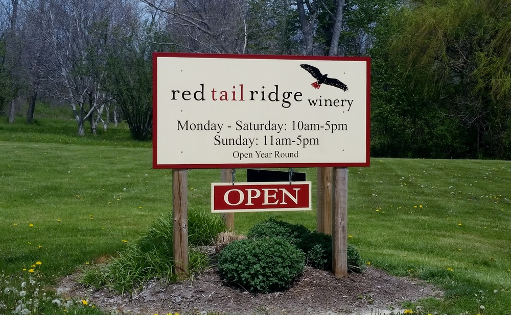 Red Tail Ridge Winery Finger Lakes