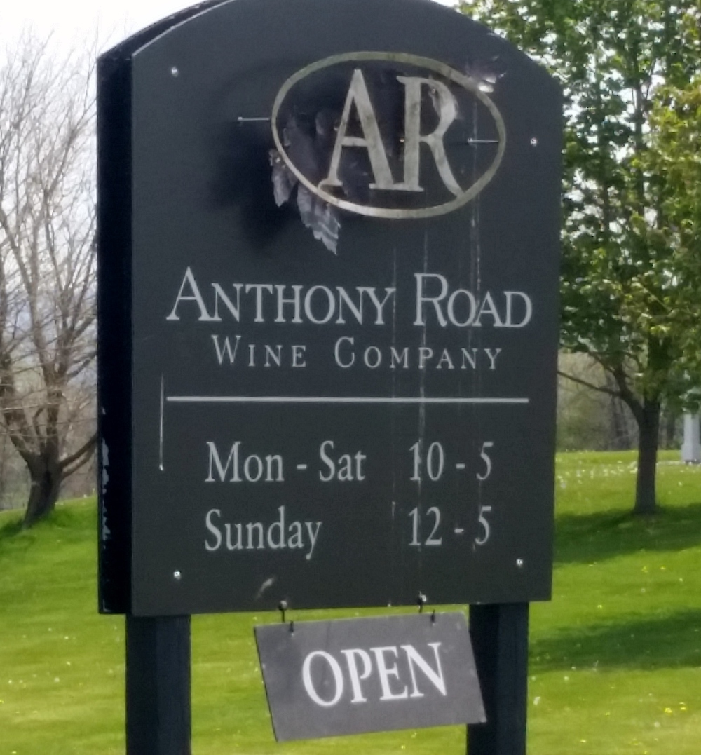 Anthony Road Wine Company Finger Lakes