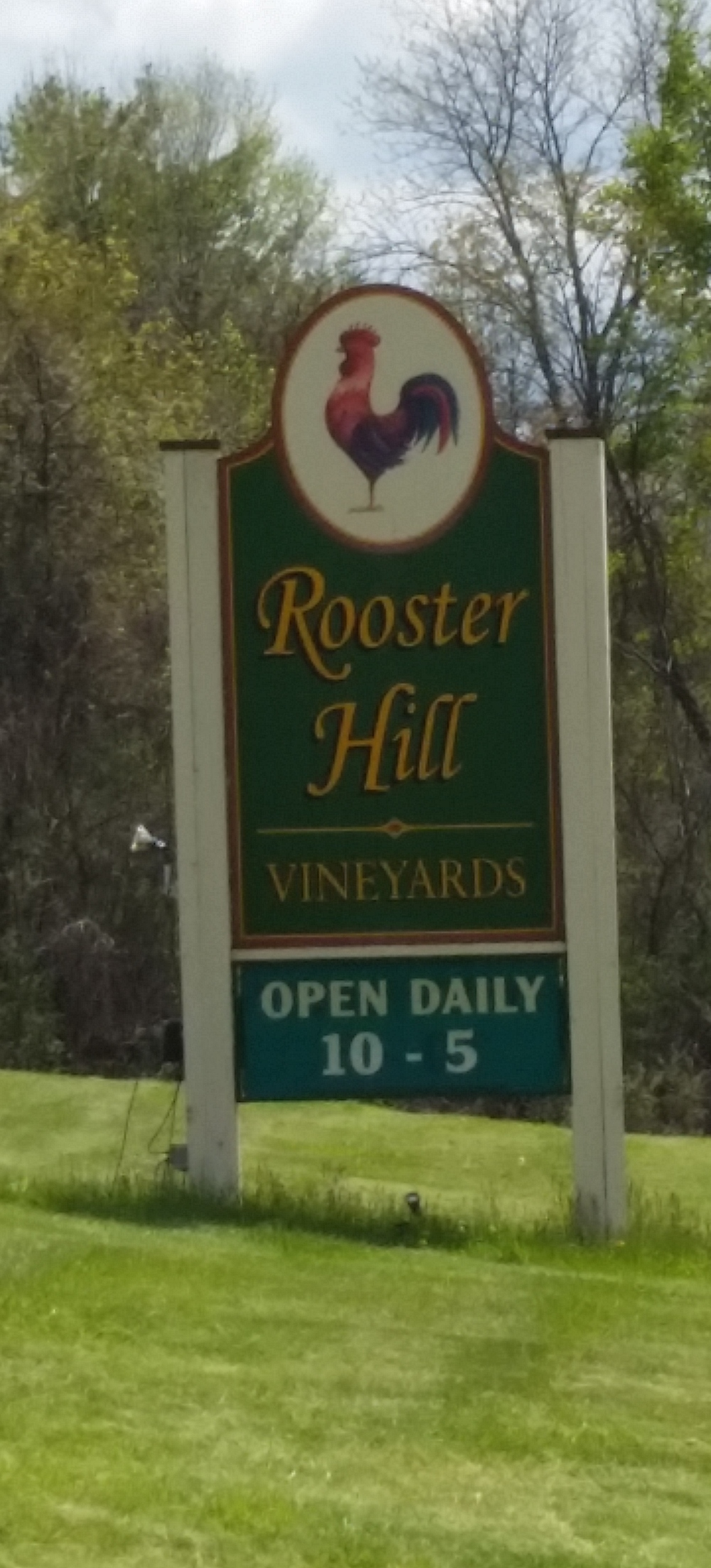 Rooster Hills Vineyards Finger Lakes