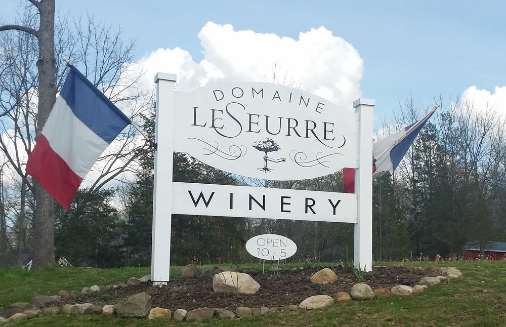 Domaine LeSeurre Finger Lakes