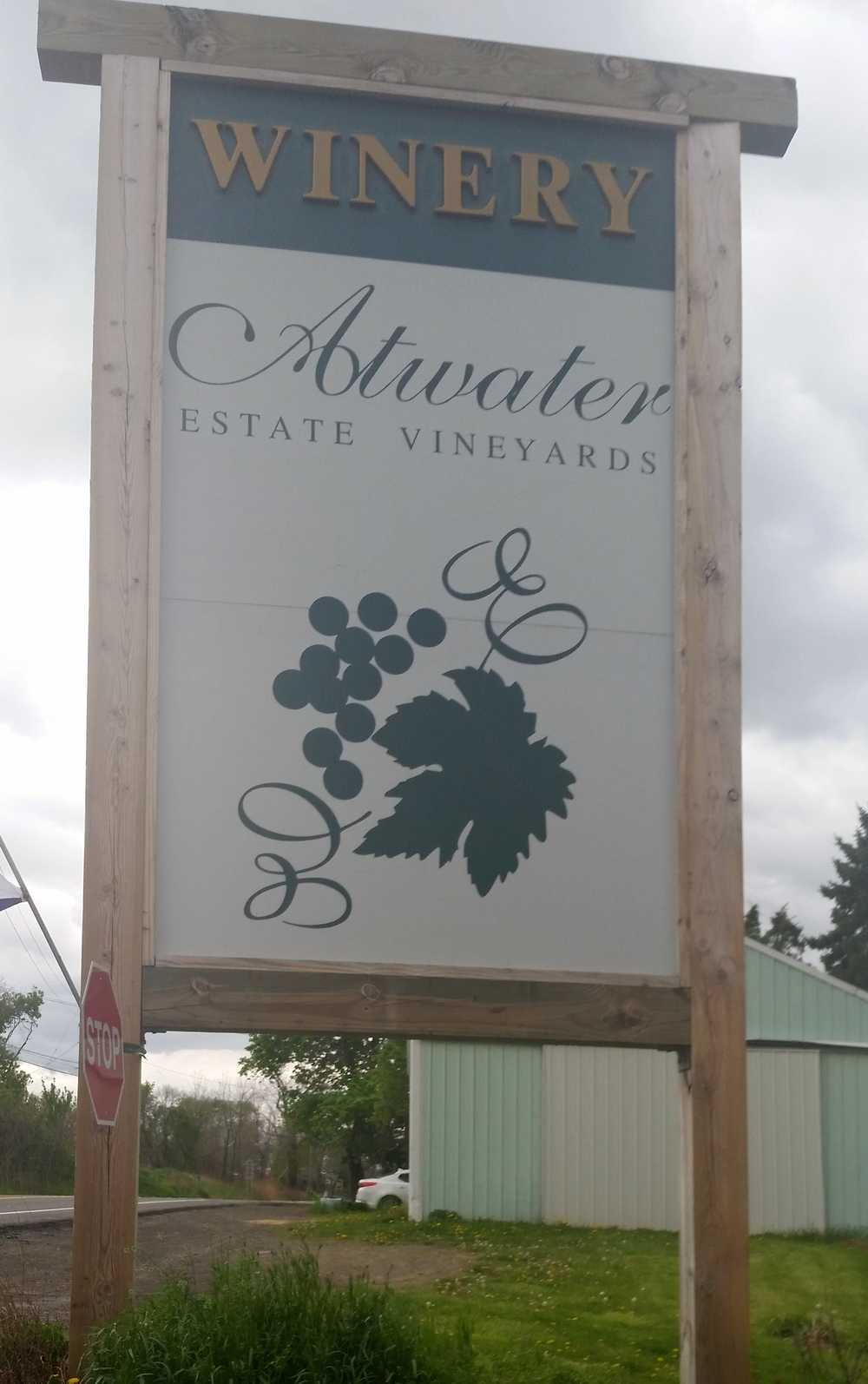 Atwater Estate Vineyard Seneca Lake