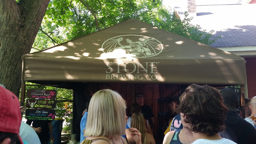 Stone Brewing, Brew-Ha-Ha 2016