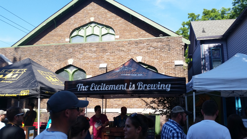 Grand Junction Brewing Company, Brew-Ha-Ha 2016