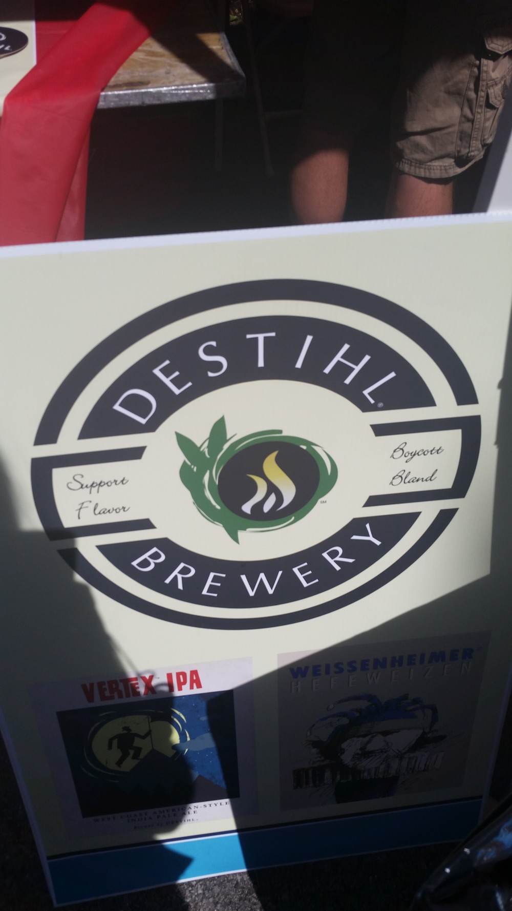 DESTIHL Brewery, Brew-Ha-Ha 2016