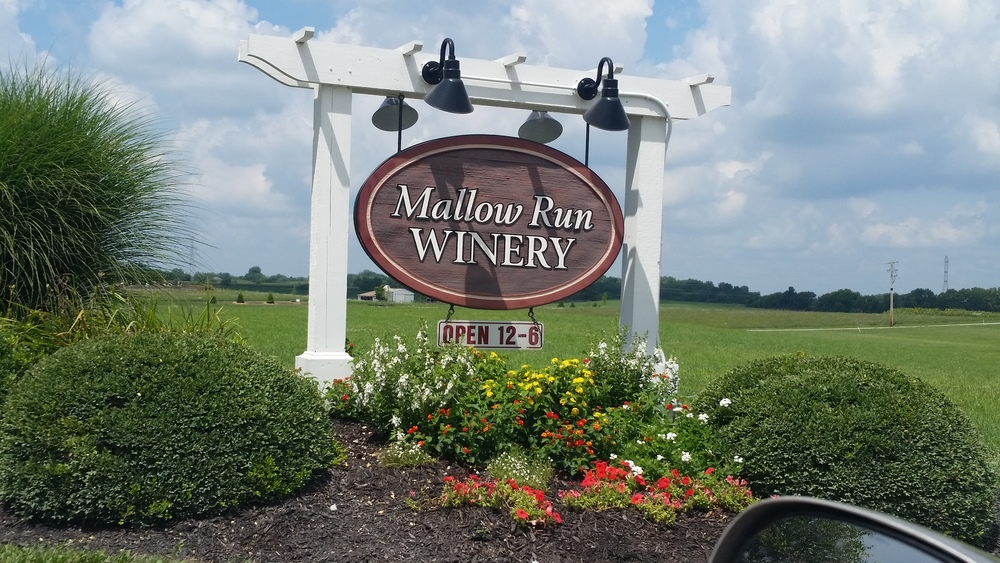 Mallow Run Winery Bargersville, Indiana