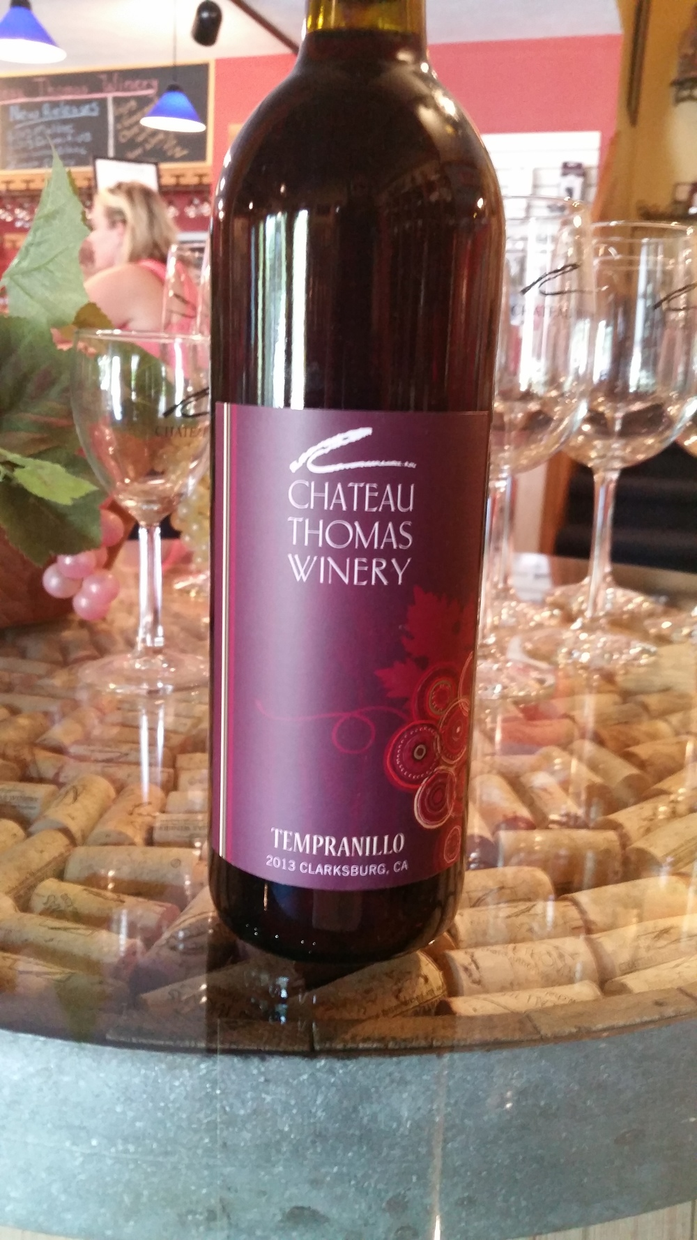 Chateau Thomas Winery, Tempranillo