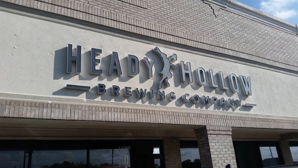 Heady Hollow Brewing Compnay Fishers Indiana micro-brewrey