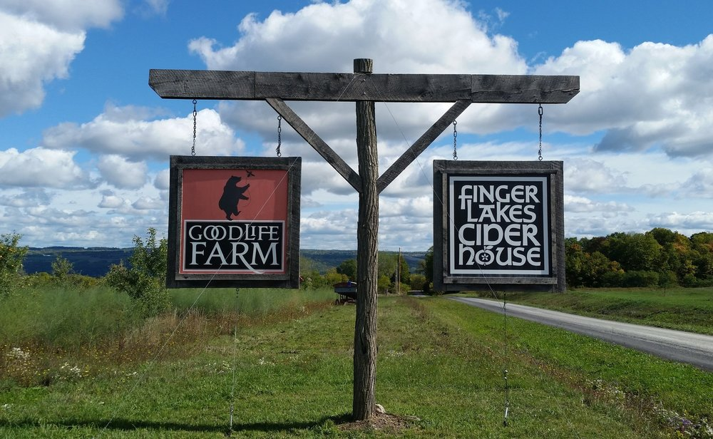 Finger Lakes Cider House & Good Life Farm