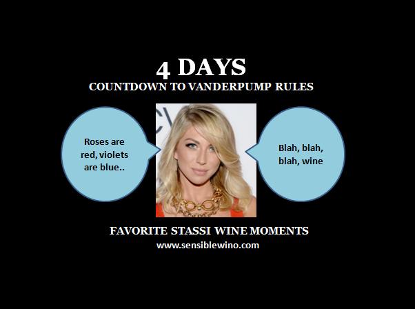 Stassi Schroeder - Favorite Wine Moments - Vanderpump Rules Countdown