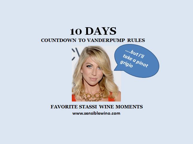 10 Days! Vanderpump Rules Countdown with Stassi Schroeder Favorite Wino