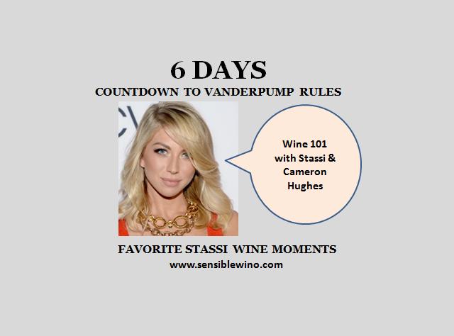6 Days! Vanderpump Rules Countdown with Stassi Schroeder Favorite Wino