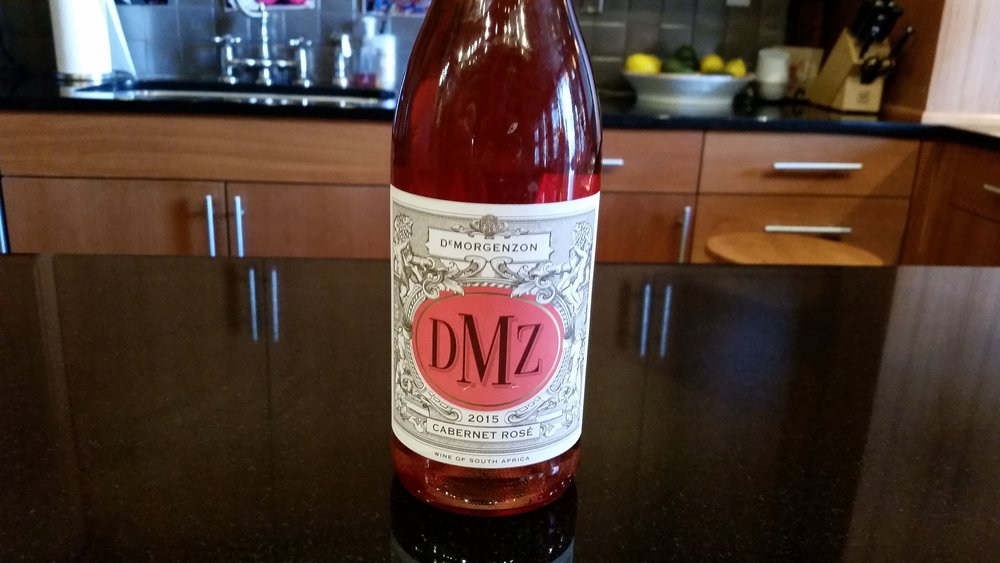 DMZ Cabernet Rosé 2015 - South Africa