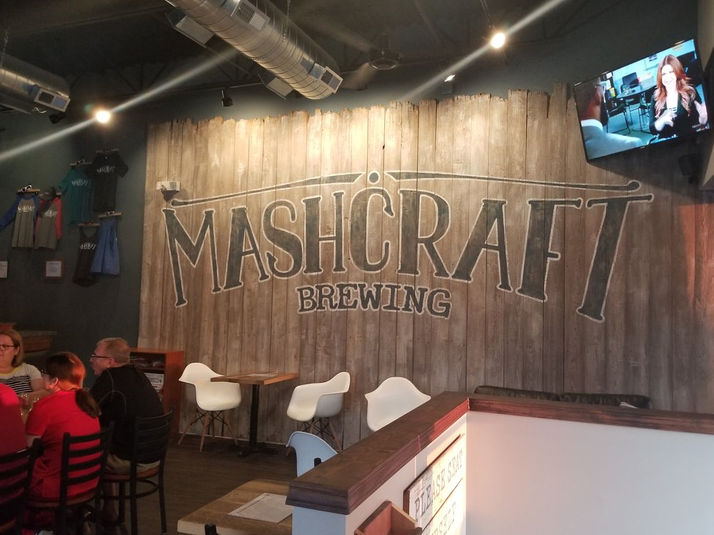 Tasting Room at MashCraft Fishers