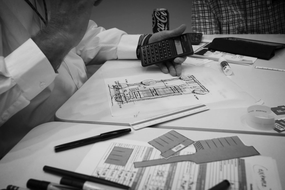 Developer for a Day Sketching in Columbus