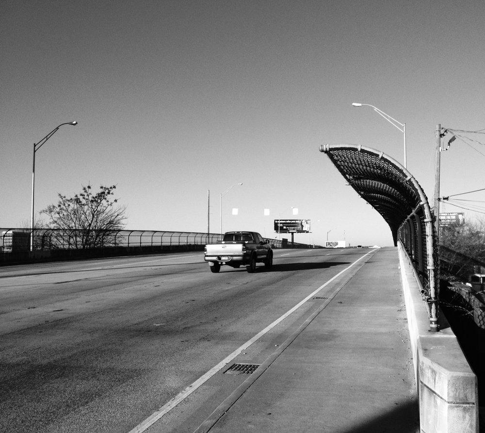 Original condition, 13th Street Viaduct