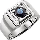 Men's Illusion Ring