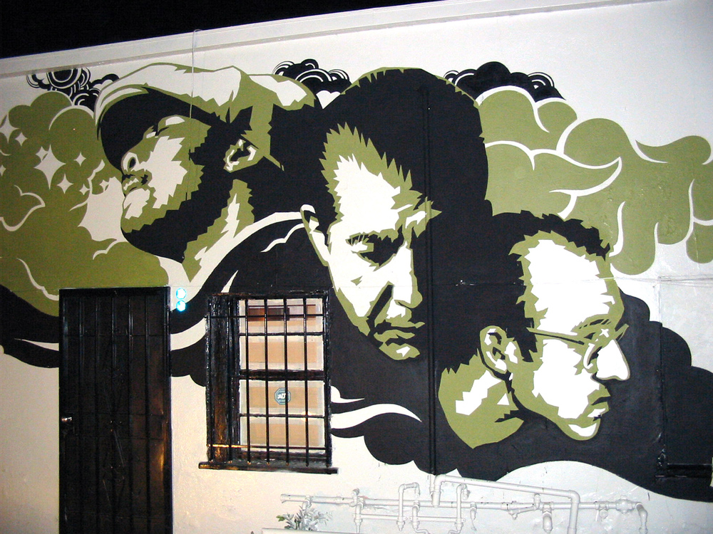 Donny Hathaway, Leonard Cohen, Keith Haring
