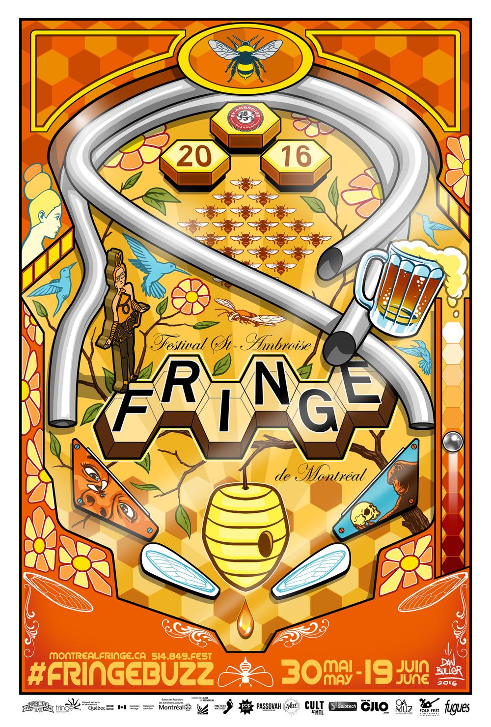 Fringe Fest Poster
