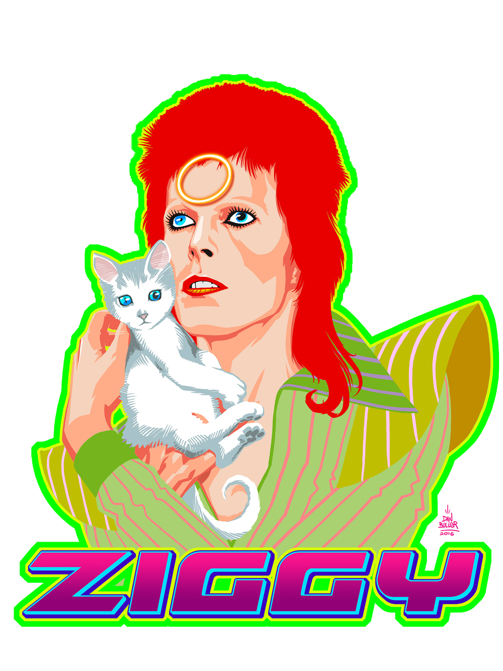 Ziggy and Möbius the Kitten