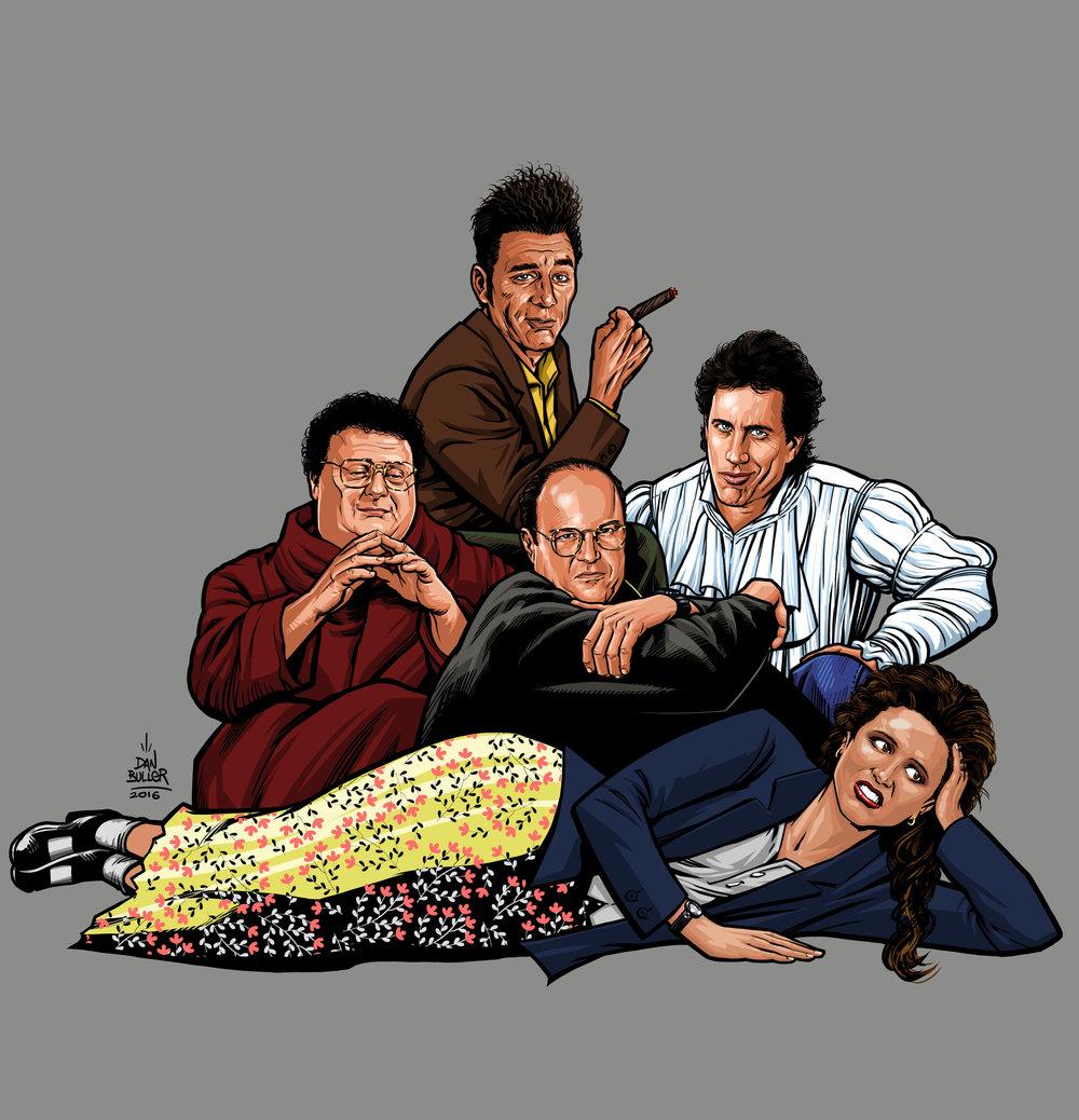 The Seinfeld Club