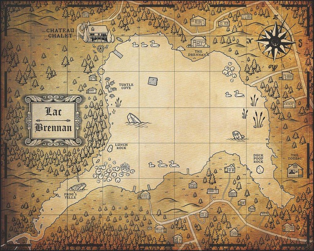 Lac Brennan