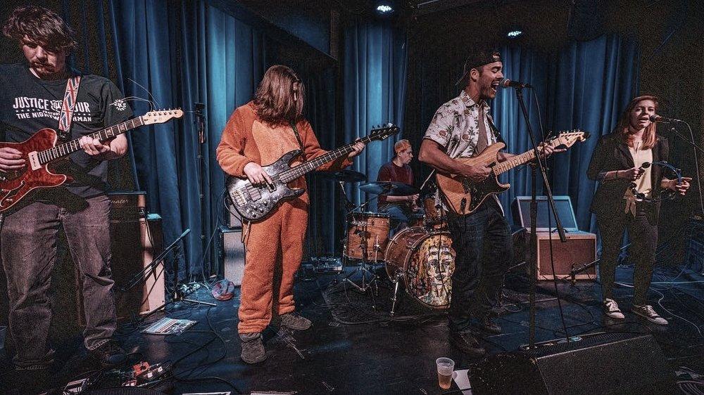 John Hanson Project Live at Fete Music Hall