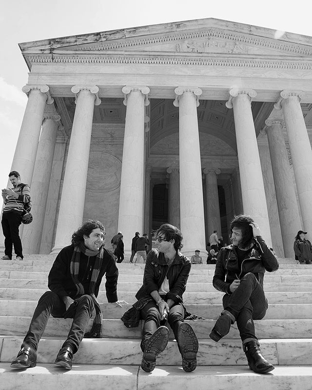 Washington D.C. or maybe the Parthenon?  #tbt 📸: @rebeccajoelson