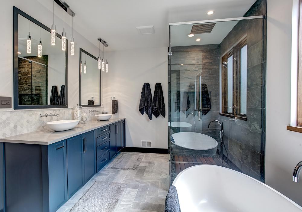 Beautiful Master Bathroom!