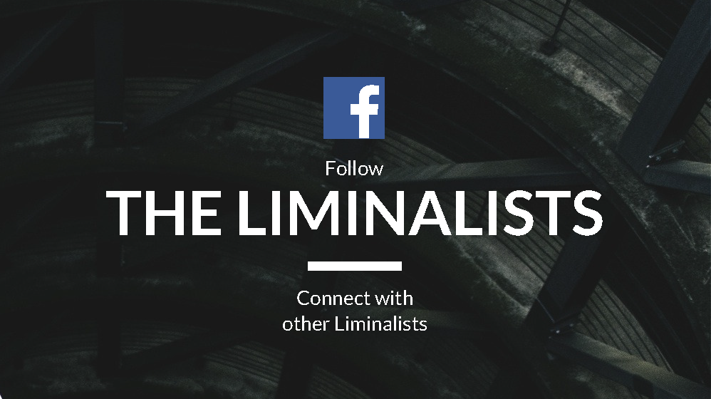 Follow The Liminalists on Facebook