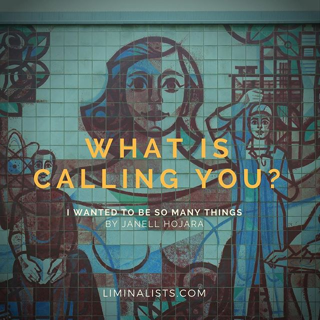 """Calling. What is that anyways?"" Link in bio 