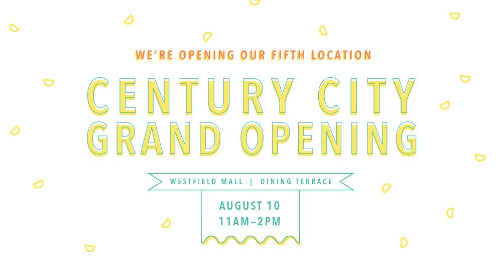 Now Open in Santa Monica!