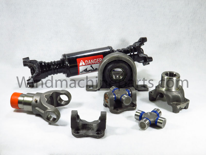Driveline Components