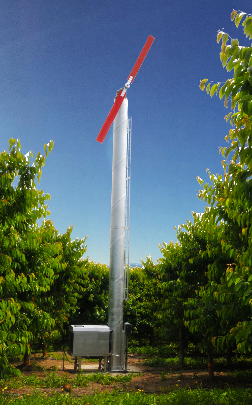 Complete Amrillo Wind Machine in Wenatchee