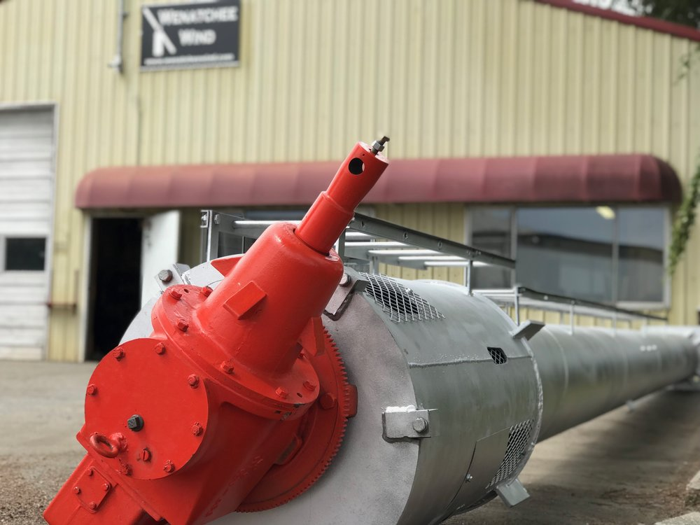 Topic Breeze 100HP Electric $11,900   - Refurbished gearbox and freshly painted tower  - Rewound and refurbished 100HP motor  -New Fiberglass Propeller  See it at 1512 Walla Walla Avenue in Wenatchee   Call for details
