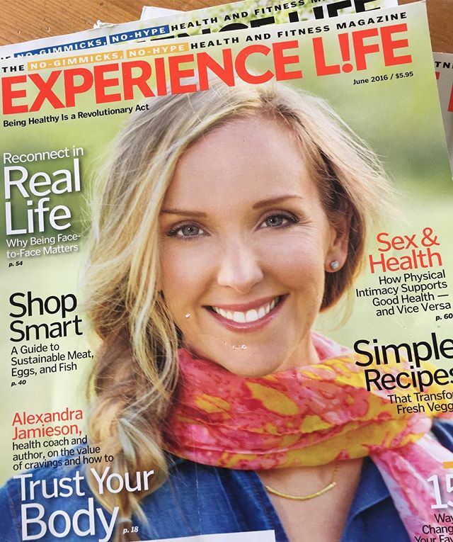 Does it make you happy or sad @jamiemartinel that for my upcoming Create Your Sweetest Life Vision Board Workshop I can't bring myself to put my old copies of @experiencelifemag in the pile for women to use?! They are probably the best magazines for finding inspirational images and text for vision boards but I can't part with them! And having them cut up just feels wrong. 😂 #imayneeda2ndsubscription #visionboard #createyourlife