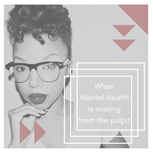Too few of us grew up hearing sermons that mentioned things like depression or mental health. Instead, we were told to pray about it and leave it at the altar. But what if you followed all the proper protocol but still find yourself dealing with depression or bipolar disorder?Our special guest, Ashley Hobbs shares how her shame of depression stopped her from reaching out to her church community, fearful that a spiritual deficit would be identified as the cause. Listen to her story and how she found a supportive faith community.