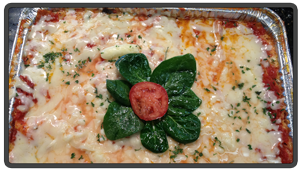 Jouanna's Vegetable Lasagna
