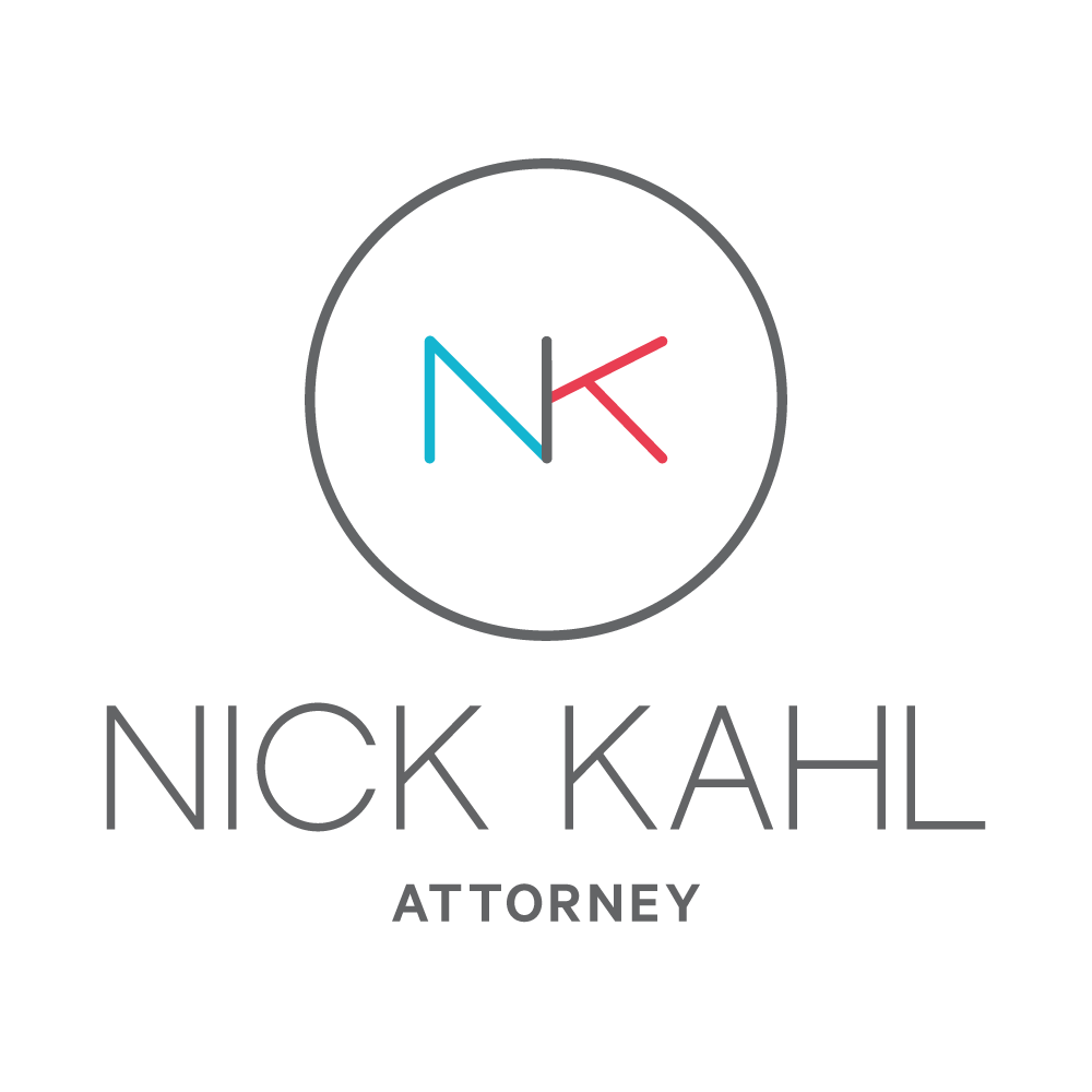 Nick Kahl, Attorney at Law