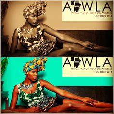 Africa Fashion Week LA