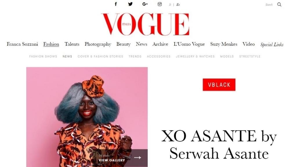 Vogue Italia, June 2016