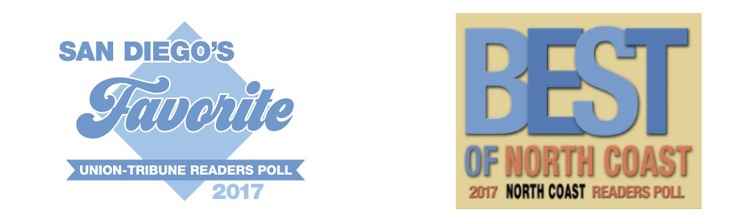 Best Dentist San Diego - Voted in Union Tribune and North Coast Readers Polls
