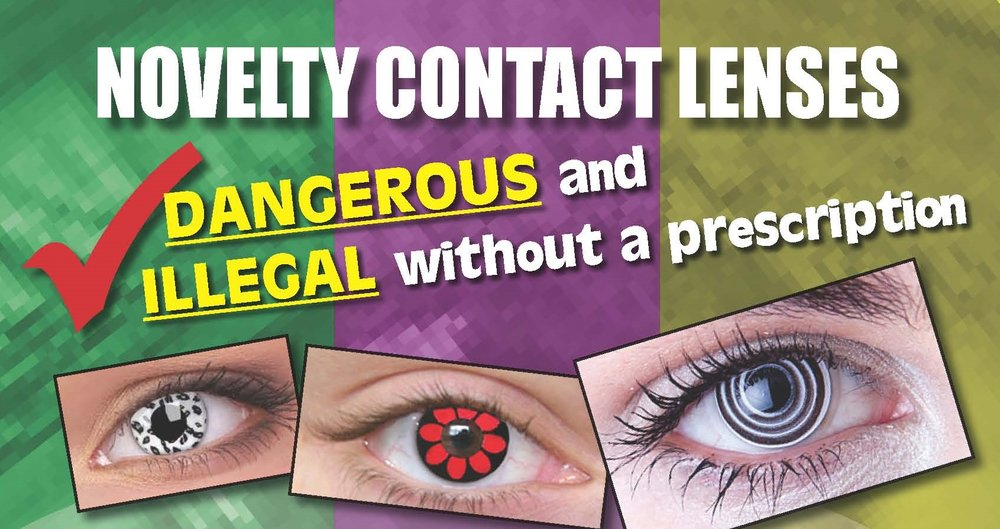 cl lenses.jpg  sc 1 st  Western Carolina Eye Associates & Halloween Safety Month u2014 WCEA