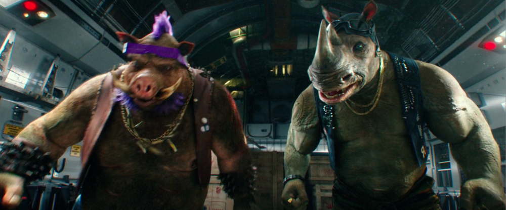 TMNT2: Out of the Shadows